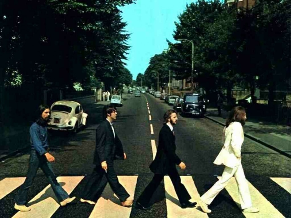 "A ""Abbey Road"" dos Beatles em Londres"
