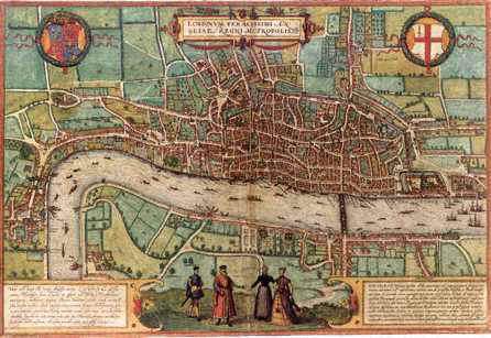 Londres como capital
