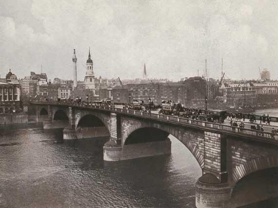London Bridge e por que os ingleses se mantém à esquerda