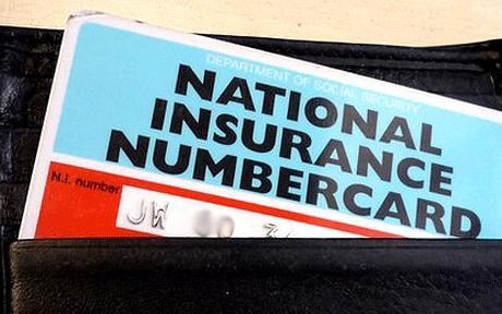 O que é o Insurance Number?