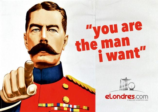 Procura-se blogueiros em Londres!