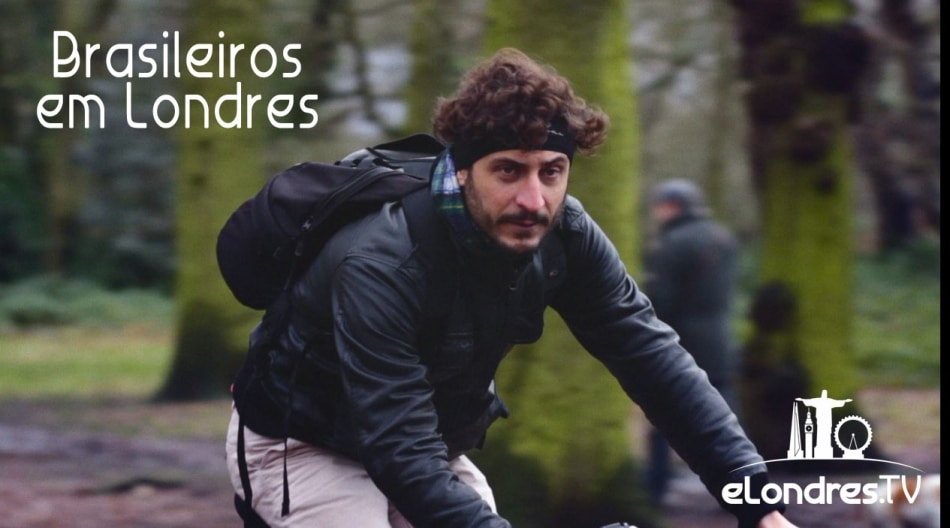 Vídeo: Brasileiros em Londres |  Felipe Gonçalves
