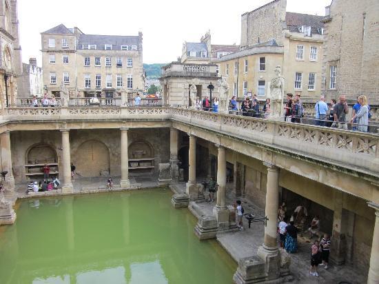 Cidades da Inglaterra | Bath