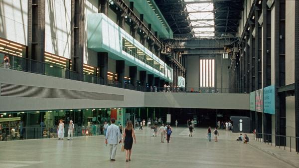 Tate Modern por dentro