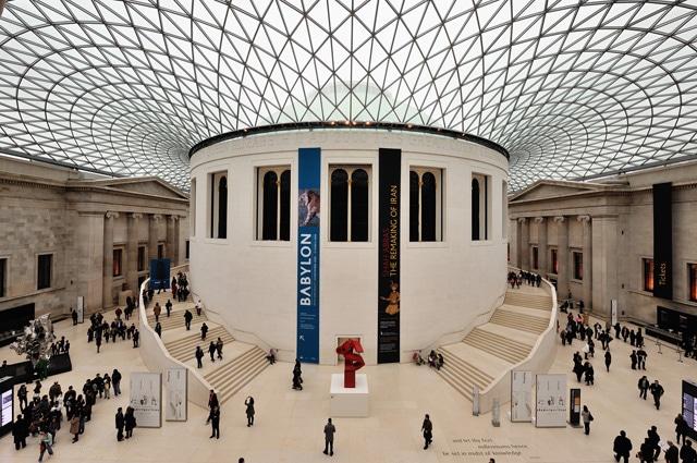 British Museum | Pontos Turísticos de Londres