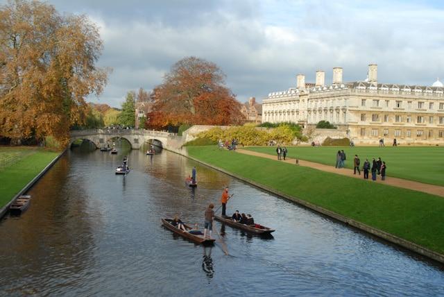 Cidades da Inglaterra | Cambridge