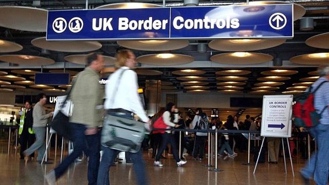 Como passar na imigração em Londres