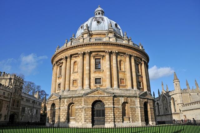 Cidades da Inglaterra | Oxford