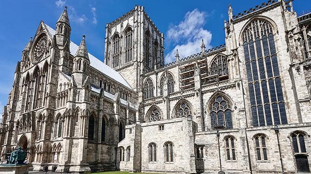 Cidades da Inglaterra | York