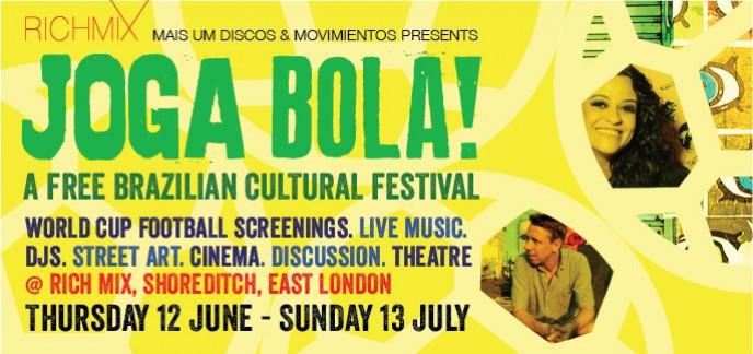 Filmes brasileiros apresentados em Londres
