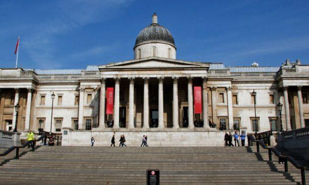 National Gallery | Pontos Turísticos de Londres