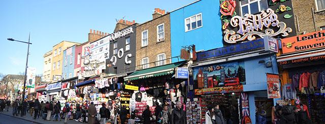 elondres-Camden Market