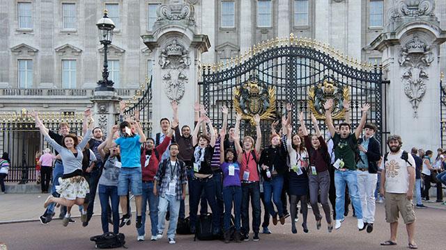 25 razões para ser estudante em Londres