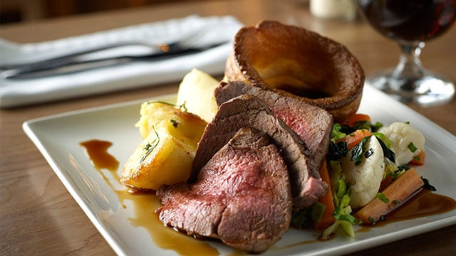 "TOP 20 restaurantes de ""Sunday roast"" em Londres"