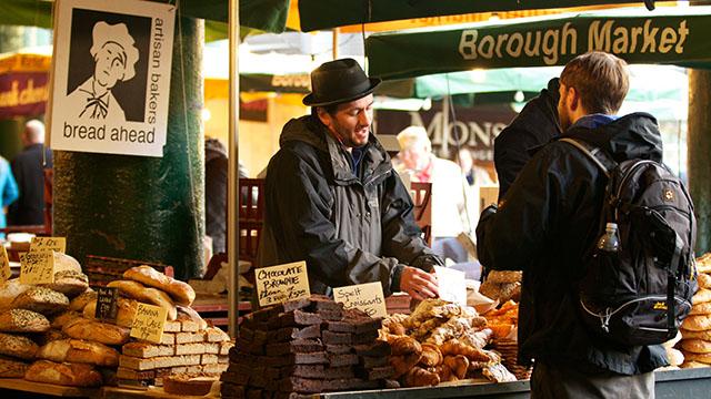 Pontos Turísticos de Londres: TOP 5 mercados