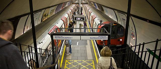 metro elondres-clapham