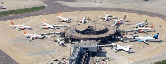 elondres-gatwick aeroporto
