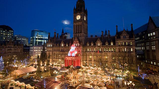 Feiras de Natal no Reino Unido