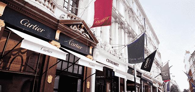 Bond Street_bairros compras