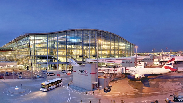 Aeroportos de Londres | Heathrow