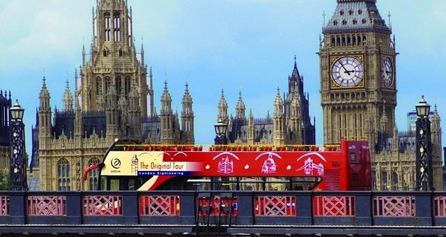 Hop On Hop Off em Londres