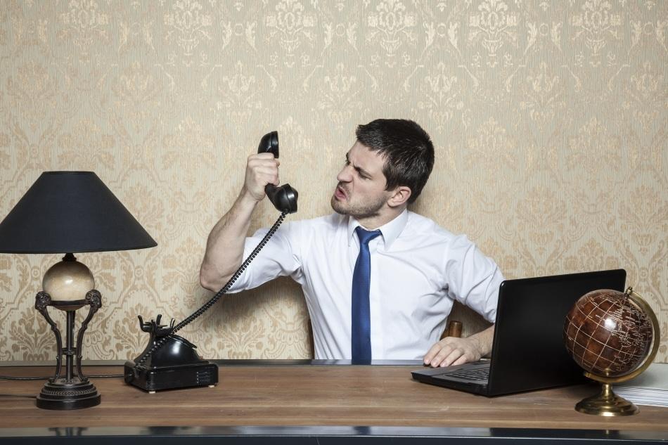 Posso falar com o gerente? | Chá das Cinco