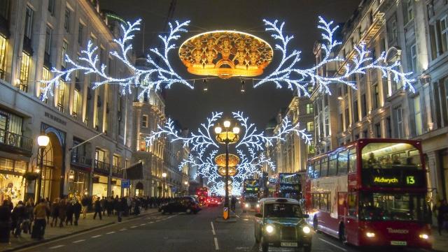 Londres em dezembro: o que fazer no Natal?
