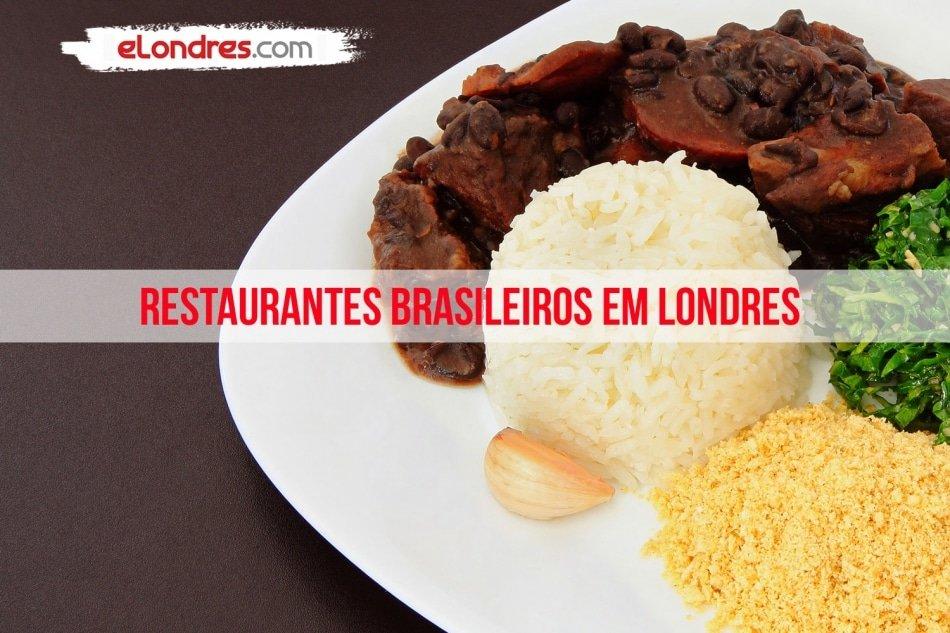 Onde encontrar restaurante brasileiro em Londres