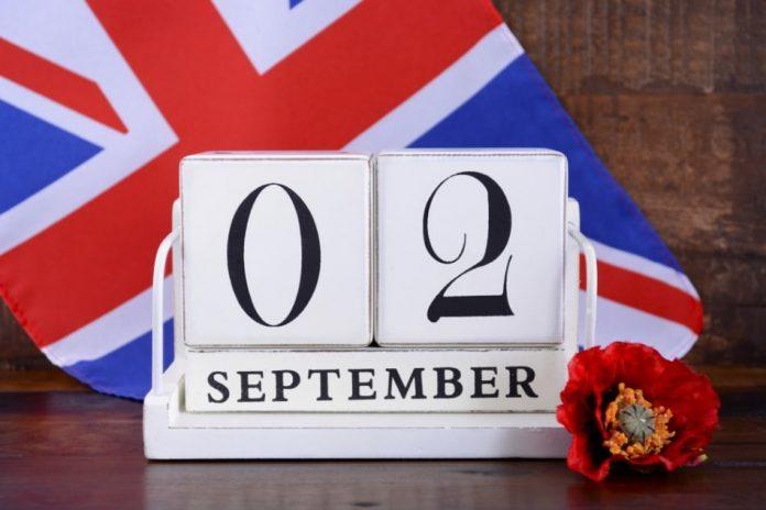 feriados da Inglaterra