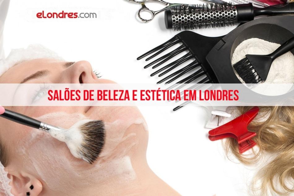 Salões de Beleza Brasileiros em Londres