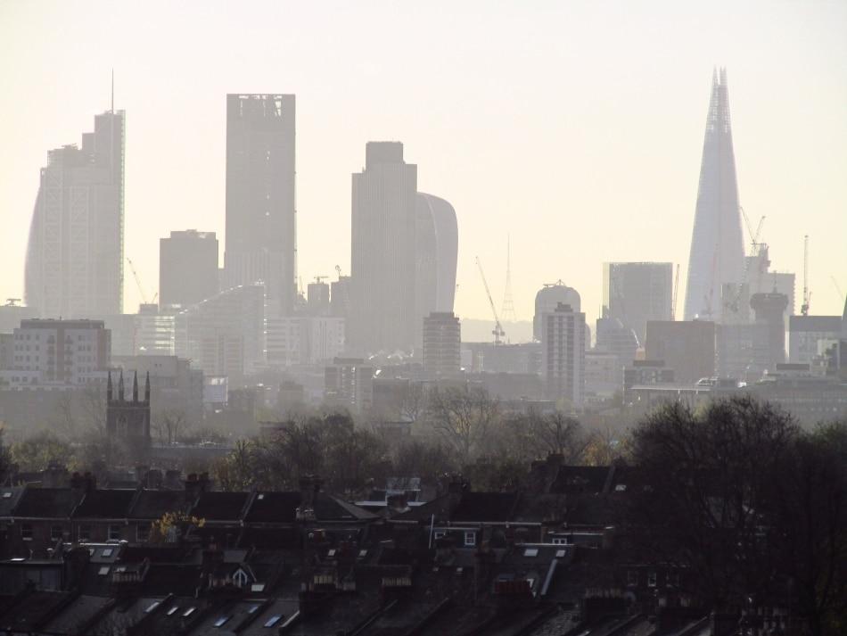 Poluição do ar é responsável por 40 mil mortes anuais no Reino Unido