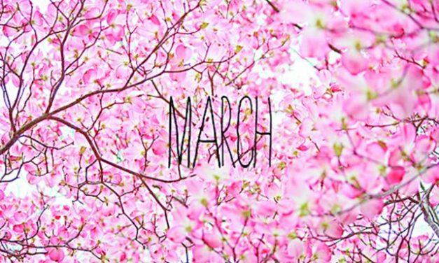 Londres em Março