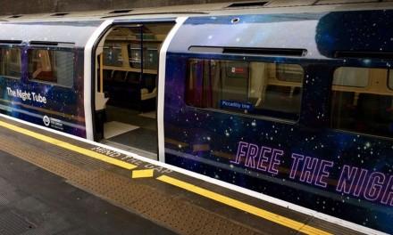Sindicato anuncia início do metrô 24h em Londres