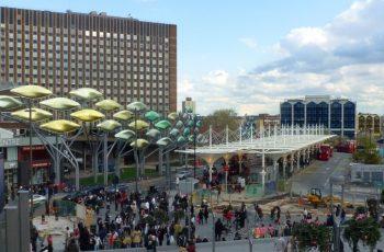 Áreas para morar em Londres Stratford