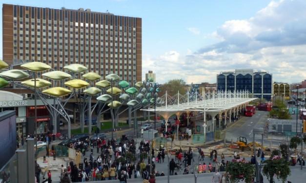 Stratford – Áreas para morar em Londres