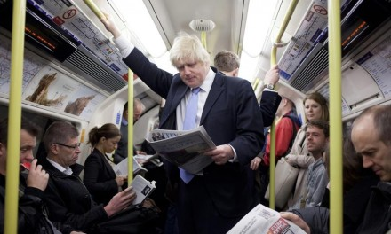 Prefeito Boris antecipa início do metrô noturno em Londres