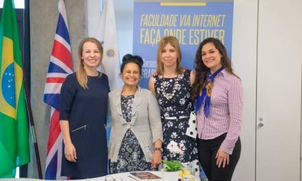 Faculdade Brasileira em Londres de casa nova