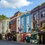 Notting Hill: História, custo de vida, comércio, arte e muito mais