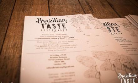 Cultura gastronômica brasileira em Londres