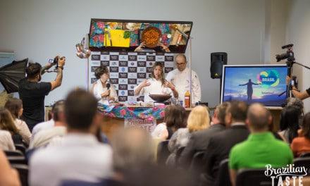 Brazilian Taste Gastro Show trouxe o sabor brasileiro para Londres