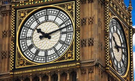 Big Ben ficará em silêncio por três anos