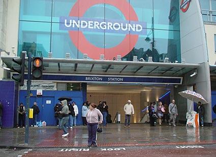 Brixton Station