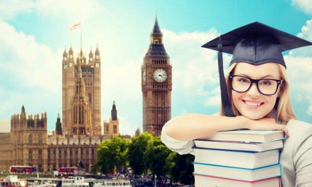 Quer estudar em uma universidade britânica?