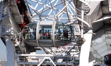 Número de visitantes em Londres bateu recorde no ano passado