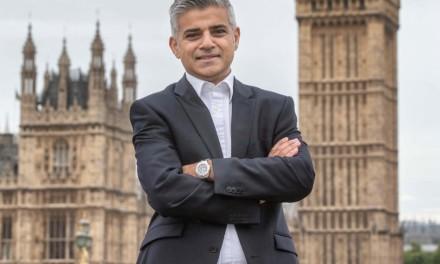Sadiq Khan é o novo prefeito de Londres