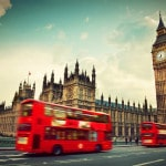 Visto para Londres: conheça o Tier 5