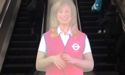 Maior segurança no metrô de Londres