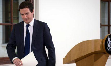 Reino Unido só deve ativar artigo 50 quando estiver pronto, diz Osborne