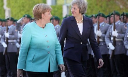 Merkel e May defendem cautela antes do Brexit