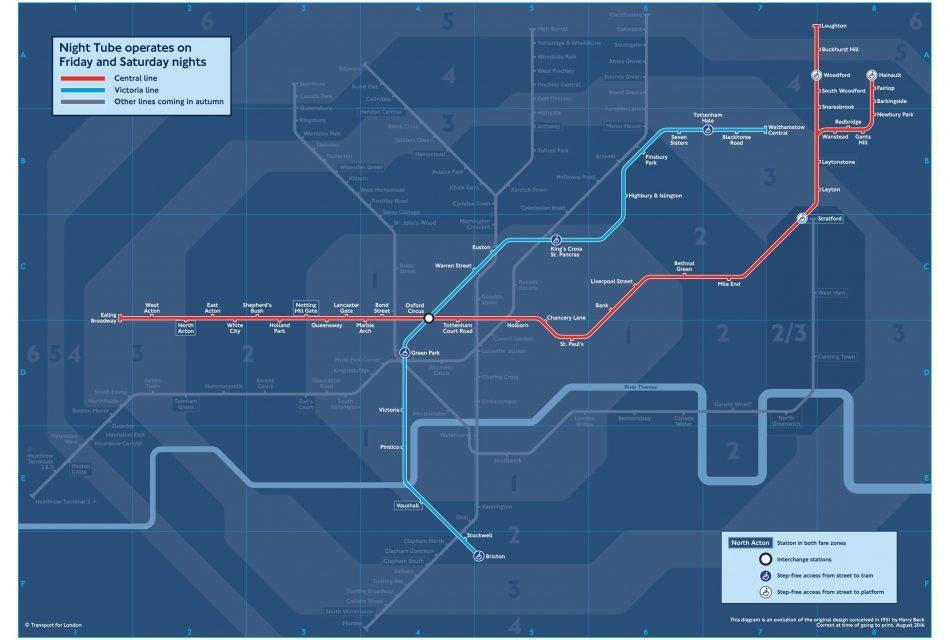 Saiba quais linhas do metrô estarão abertas 24 horas